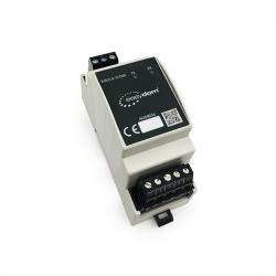 B.BUS 0-10DIM Modulo dimmer con 4 uscite 0-10V per guida DIN