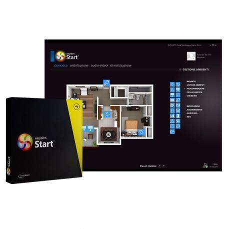 Software di programmazione Easydom Start