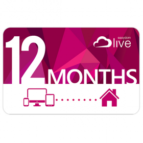 Easydom Live subscription 12 Months